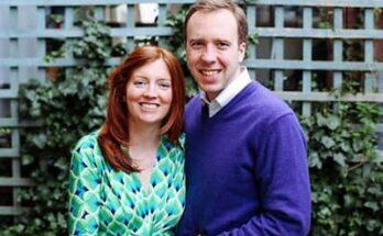 Martha Hancock and Matt Hancock